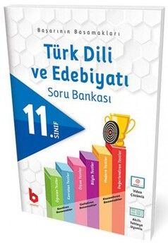 Basamak Yayınları 11. Sınıf Türk Dili ve Edebiyatı Soru Bankası