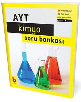 Basamak Yayınları AYT Kimya Soru Bankası