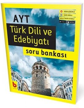 Basamak Yayınları AYT Türk Dili ve Edebiyatı Soru Bankası