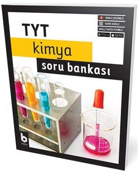 Basamak Yayınları TYT Kimya Soru Bankası
