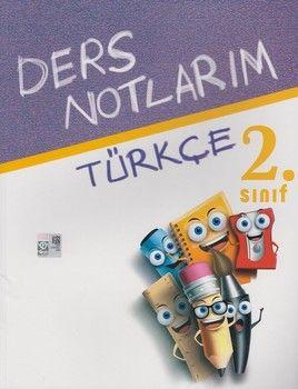 Batı Akademi Yayınları 2. Sınıf Türkçe Ders Notlarım