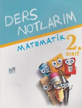 Batı Akademi Yayınları 2. Sınıf Matematik Ders Notlarım