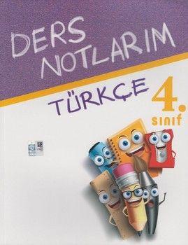 Batı Akademi Yayınları 4. Sınıf Türkçe Ders Notlarım