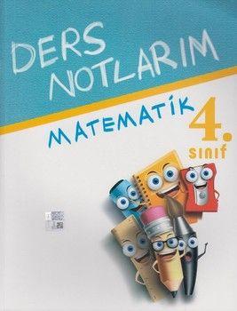 Batı Akademi Yayınları 4. Sınıf Matematik Ders Notlarım