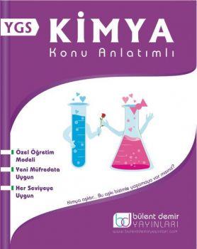 Bülent Demir Yayınları YGS Kimya Konu Anlatımlı