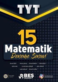 Beş Seçenek Yayınları TYT Matematik 15 Deneme