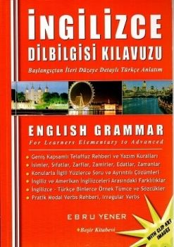 Beşir Yayınları İngilizce Dilbilgisi Kılavuzu