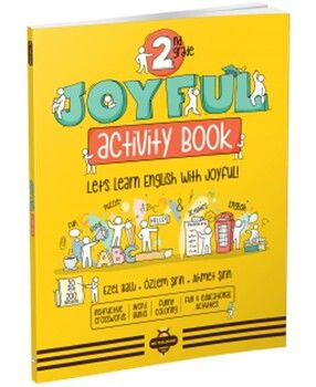 Bee Publishing 2. Sınıf Joyful Activity Book