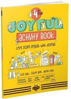 Bee Publishing 4.Sınıf Joyful Activity Book