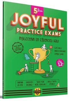 Bee Publishing 5. Sınıf Joyful Practice Exams