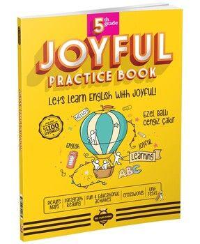 Bee Publishing 5. Sınıf Joyful Practice Book