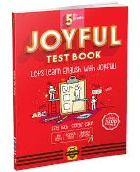 Bee Publishing 5. Sınıf My Joyfull Test Book