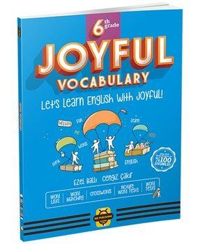 Bee Publishing 6. Sınıf My Joyful Vocabulary