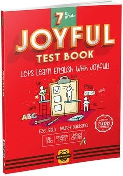 Bee Publishing 7. Sınıf Joyful Test Book