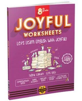 Bee Publishing 8. Sınıf My Joyful Worksheets