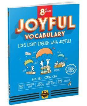Bee Publishing 8. Sınıf My Joyful Vocabulary Book