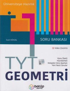 Beküp Yayınları TYT Geometri Soru Bankası