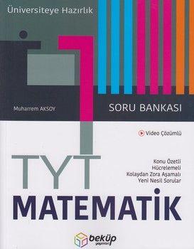 Beküp Yayınları TYT Matematik Soru Bankası