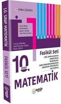 Beküp Yayınları 10. Sınıf Matematik Video Çözümlü Fasikül Seti