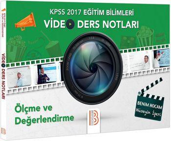 Benim Hocam 2017 KPSS Eğitim Bilimleri Ölçme ve Değerlendirme Video Ders Notları