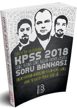 Benim Hocam 2018 KPSS Genel Yetenek Genel Kültür Tamamı Çözümlü Tüm Dersler Soru Bankası