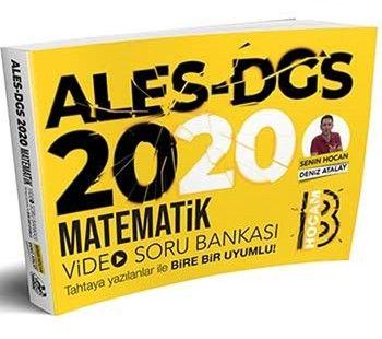 Benim Hocam 2020 ALES DGS Matematik Video Soru Bankası