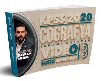 Benim Hocam 2020 KPSS Coğrafya Tamamı Çözümlü Video Soru Bankası
