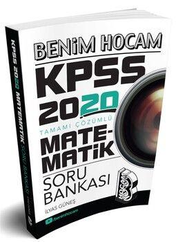 Benim Hocam 2020 KPSS Matematik Tamamı Çözümlü Soru Bankası