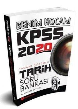 Benim Hocam 2020 KPSS Tarih Tamamı Çözümlü Soru Bankası