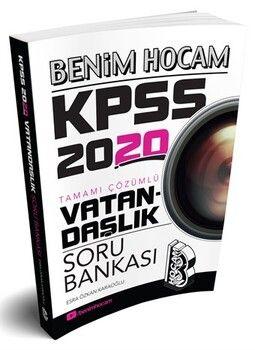 Benim Hocam 2020 KPSS Vatandaşlık Tamamı Çözümlü Soru Bankası