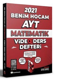 Benim Hocam 2021 AYT Matematik Video Ders Defteri