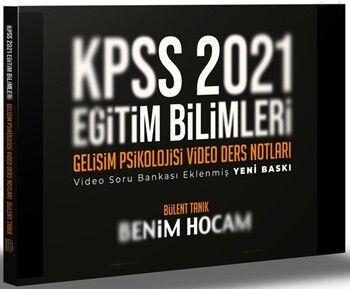 Benim Hocam 2021 KPSS Eğitim Bilimleri Gelişim Psikolojisi Video Ders Notları