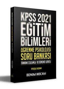 Benim Hocam 2021 KPSS Eğitim Bilimleri Öğrenme Psikolojisi Tamamı Çözümlü 10 Deneme İlaveli Soru Bankası