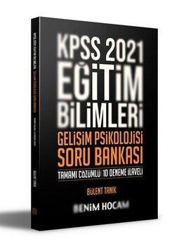 Benim Hocam 2021 KPSS Eğitim Bilimleri Gelişim Psikolojisi Tamamı Çözümlü 10 Deneme İlaveli Soru Bankası