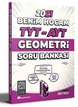 Benim Hocam 2021 TYT AYT Geometri Soru Bankası
