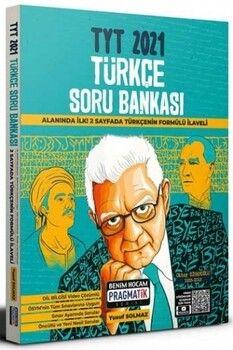 Benim Hocam 2021 TYT AYT Türkçe Türkçeyi Formülleştiren Hocadan Soru Bankası