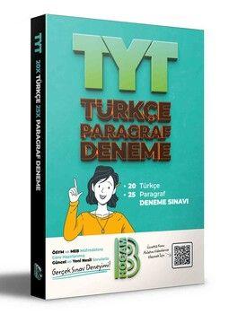 Benim Hocam 2021 TYT Türkçe 25 Paragraf Denemeler