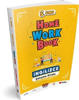 Benim Hocam 6. Sınıf Home Work Book