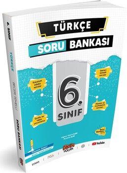 Benim Hocam 6. Sınıf Türkçe Soru Bankası