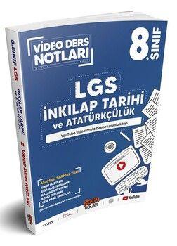 Benim Hocam 8. Sınıf LGS İnkılap Tarihi ve Atatürkçülük Video Ders Notları