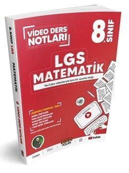 Benim Hocam 8.Sınıf LGS Matematik Video Ders Notları