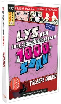 Benim Hocam LYS den Önce Çözülmesi Gereken Felsefe Grubu 1000 Soru