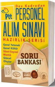 Benim Hocam PTT Personel Alım Sınavı Hazırlık Serisi Soru Bankası