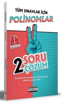 Benim Hocam Tüm Sınavlar İçin Polinomlar 2 Soru 2 Çözüm Fasikülü