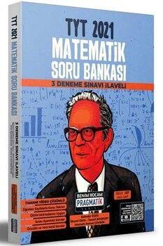 Benim Hocam TYT Matematik Soru Bankası 3 Deneme Sınavı İlaveli