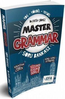 Benim Hocam Yayınları YDS YÖKDİL YKSDİL Master Grammar Soru Bankası