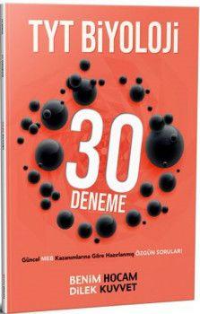 Benim Hocam Yayınları TYT Biyoloji 30 Deneme