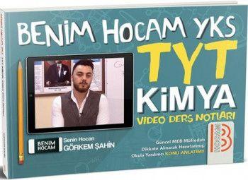 Benim Hocam Yayınları TYT Kimya Video Ders Notları
