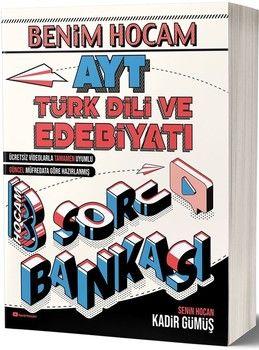 Benim Hocam Yayınları AYT Türk Dili ve Edebiyatı Soru Bankası