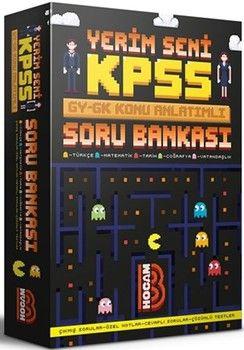 Benim Hocam Yayınları KPSS Yerim Seni GY GK Konu Anlatımlı Soru Bankası